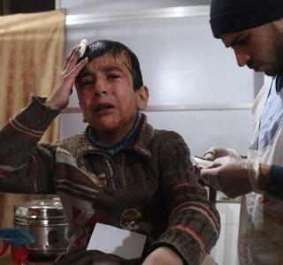 AFP PHOTO / Ammar SULEIMAN