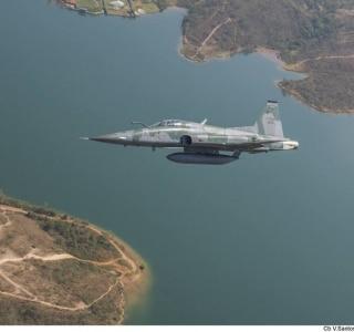 Cb V. Santos/Força Aérea Brasileira