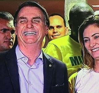 Maduro e Trump parabenizam Bolsonaro por eleição