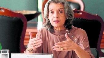 A presidente do STF, ministra Cármen Lúcia Foto: André Dusek|Estadão
