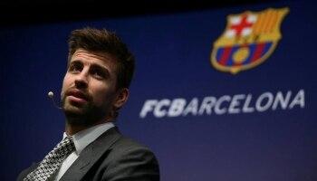 Piqué revela planos para comprar clube de futebol e criar um campeonato f7432442046ad