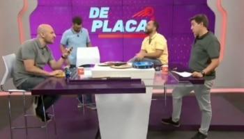 Comentarista faz  piada  com ar-condicionado e revolta torcida do Flamengo f9f886f61370f