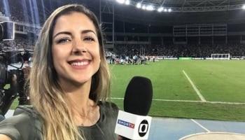 Domitila Becker gera polêmica na web ao chamar Vasco de  Vasquinho  aefda063d0252