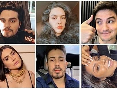 Cantores, atores e influenciadores digitais falam sobre fim dos 'likes' no Instagram