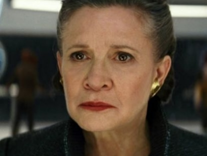 Diretor afirma que 'A Ascensão de Skywalker' terá cenas de Carrie Fisher