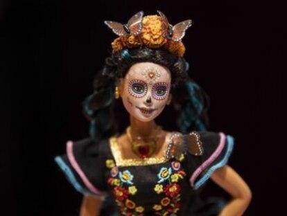 Edição especial da boneca é lançada no México para o Dia dos Mortos