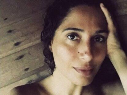 Camila Pitanga revela que ela e a filha estão com malária