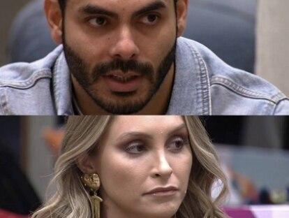 Carla Diaz sofre machismo de Rodolffo no 'BBB 21' e internautas comentam