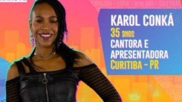 Karol Conká é eliminada do 'BBB 21' com rejeição recorde