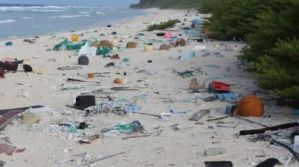 NatGeo cria sons com plásticos retirados dos oceanos em ação contra poluição