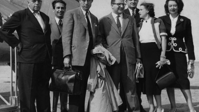 A visita de Albert Camus ao Brasil