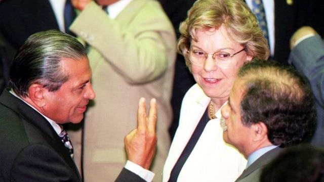Deputada que propôs emenda contra nepotismo virou chacota de colegas em 2000
