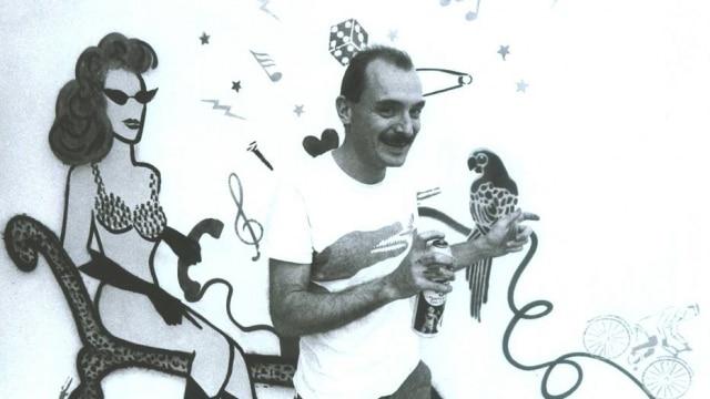 Dia do grafite, uma homenagem a Alex Vallauri - Notícias - Estadão