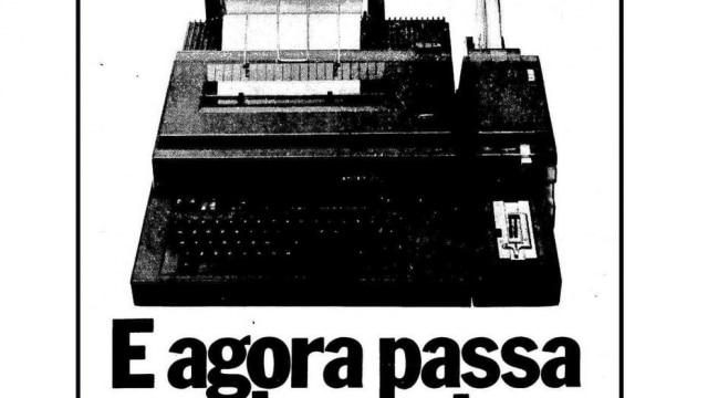 Teleimpressor era apresentado em 1988