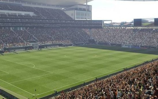 Itaquerão, do Corinthians, será um dos estádios exclusivos do jogo