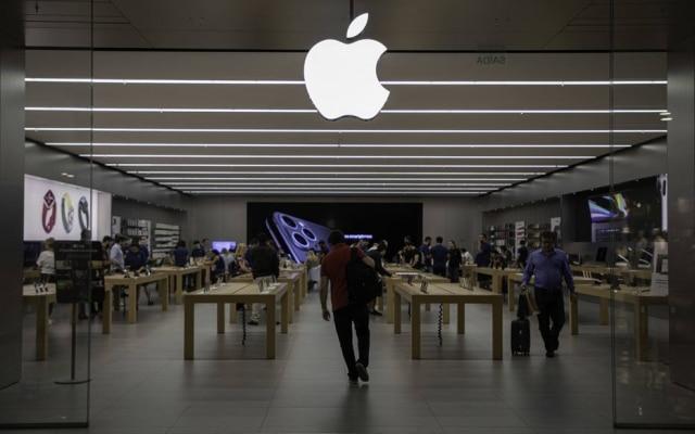 Apple fechoulojasno Brasil por causa do coronavírus