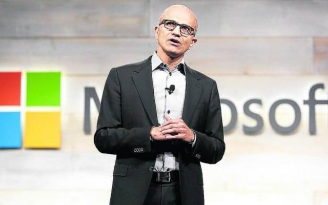 Sob nova direção: na gestão Nadella, Microsoft alcançou receita anual de US$ 93,6 bilhões