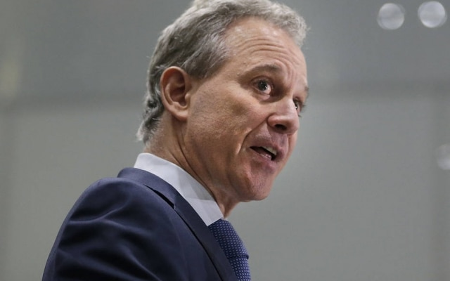 Eric Schneiderman, advogado-geral do Estado de Nova York