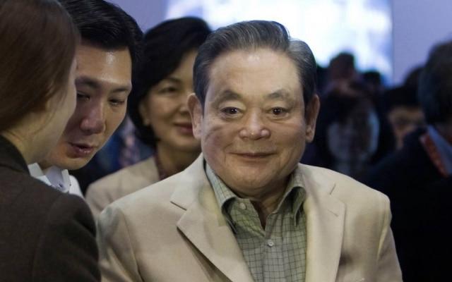 Ex-presidente da Samsung se envolve em caso de sonegação fiscal