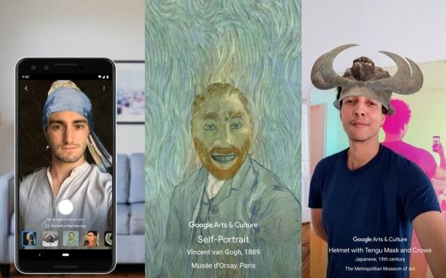 Para experimentar o filtro basta baixar o aplicativo — que está disponível para Android e iOS — e procurar pelo Art Filter