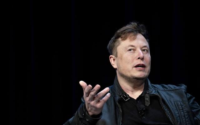 Elon Musk, presidente executivo da Tesla
