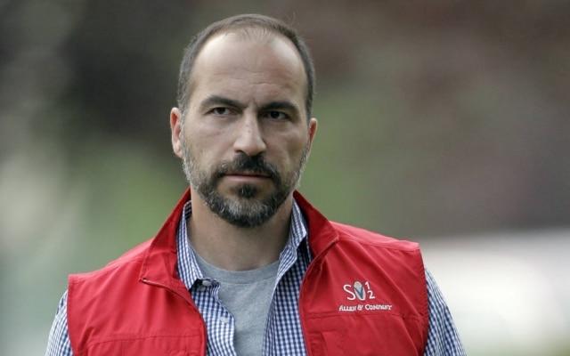 Dara Khosrowshahi, o novo presidente executivo do Uber