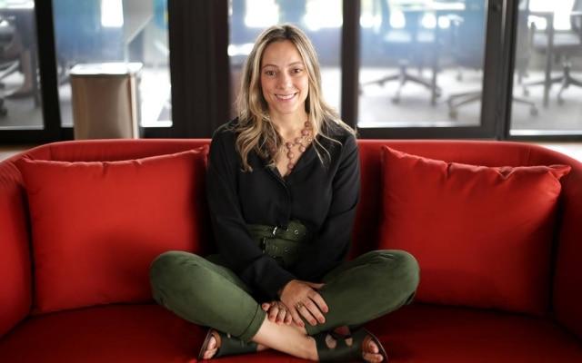 Mariana Sensini, líder do Pinterest para a América Latina: não somos uma rede social