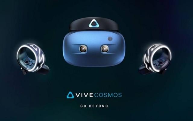 Modelo Vive Cosmos, da HTC, ainda não tem data de lançamento