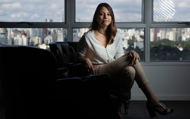 Maria Teresa Fonea, presidente executivada startup BCredi, quer reduzir o preço do empréstimo no Brasil