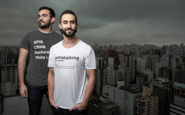 Marcelo Bissuh e Gabriel Benarrós, da Ingresse: 5 milhões de ingressos por ano