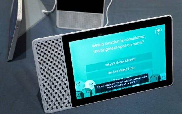 Com tela de 10 polegadas, dispositivo da Lenovo vai concorrer no mercado com Echo Show, da Amazon