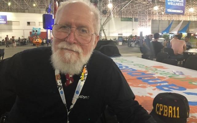No ano que vem, Jon 'Maddog' Hall vai completar 50 anos de carreira na computação