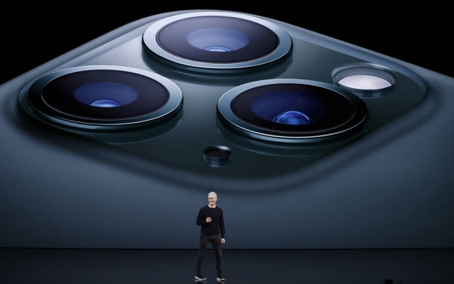 Apple também anunciou o iPhone 11 Pro e o iPhone Pro Max