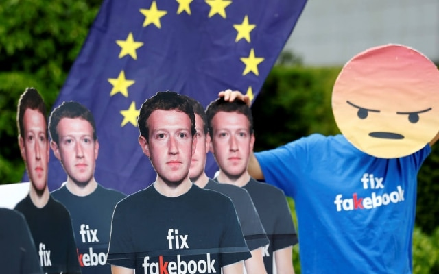 Facebook, de Zuckerberg, volta a ser alvo de denúncias por invadir privacidade de usuários