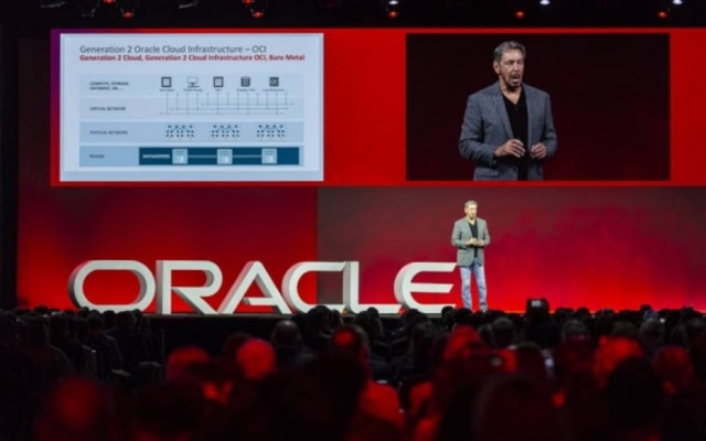 A Oracle é uma veterana do mercado de tecnologia fundada porLarry Ellison