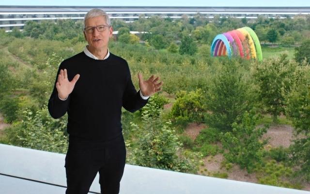 Em evento virtual, Tim Cook, presidente executivo da Apple, apresentou as novidades