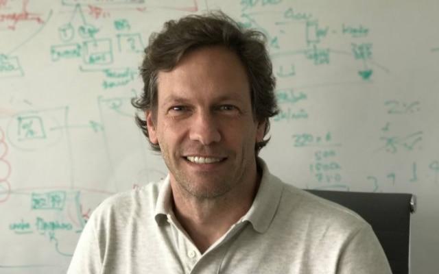 Patrick Sigrist, fundador da Nomad