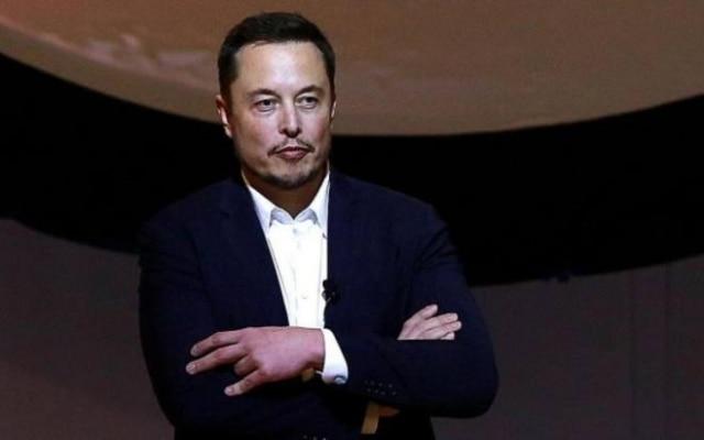 O empreendedor sul-africano Elon Musk