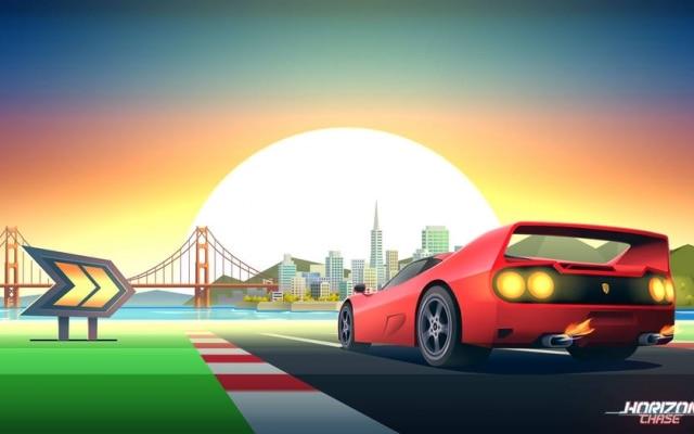 A homenagem do estúdio gaúcho Aquiris aos clássicos jogos de corrida arcade como Top Gear é um belo exemplar de como os games mobile vieram para ficar – de tão bom, o jogo ganhou prêmios da Apple.
