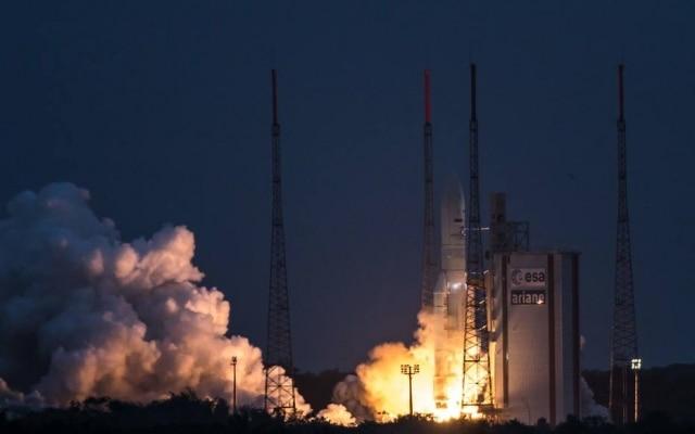 O satélite deve ser lançado a partir da Guiana Francesa