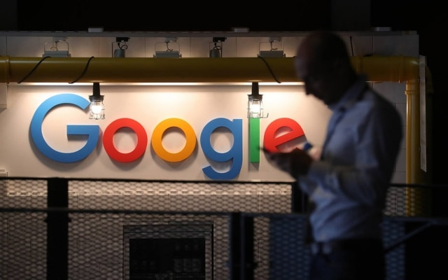 O Google afirma que o projeto de retornar à China ainda está em estágio inicial