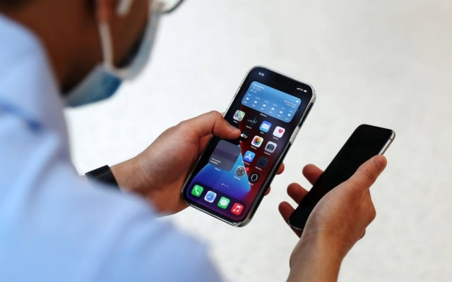 iPhone 12, lançado em 2020, ganhou conexão ao 5G