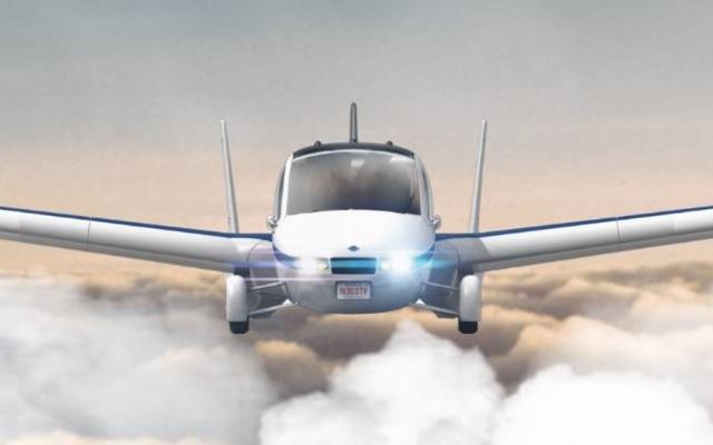 Primeiro carro voador começará a ser vendido em outubro nos EUA