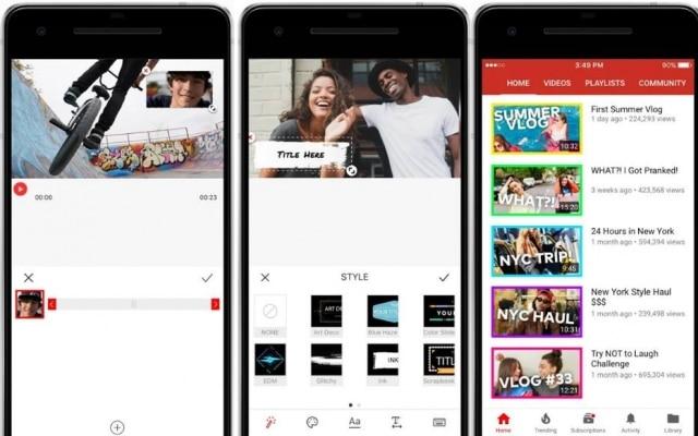 Vlogit é um aplicativo simples de usar e conta com vários recursos úteis para vloggers e produtores de conteúdo voltado para redes sociais.