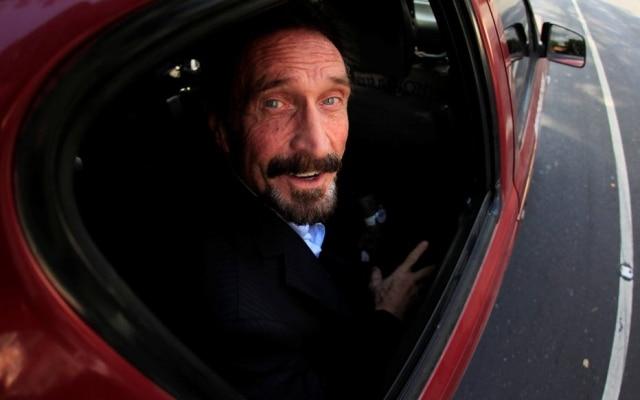 Uma porta-voz do Departamento de Justiça da Catalunha afirmou que a morte de McAfee aparentou ser suicídio, mas a causa final será determinada pela autópsia