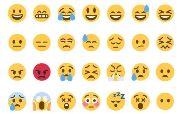 Emojis de vassoura, saleiro e cupcake podem integrar a lista de emojis.