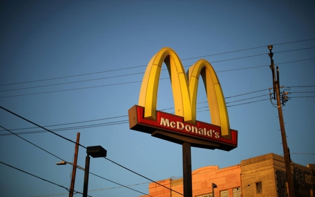 Aplicativo direciona usuários para a máquina de sorvete do McDonald's mais próxima em funcionamento