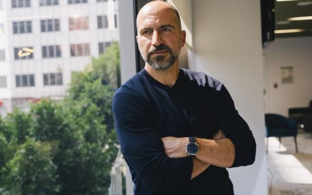 Dara Khosrowshahi, presidente executivo do Uber, tirou empresa do caos e quer levá-la à Bolsa