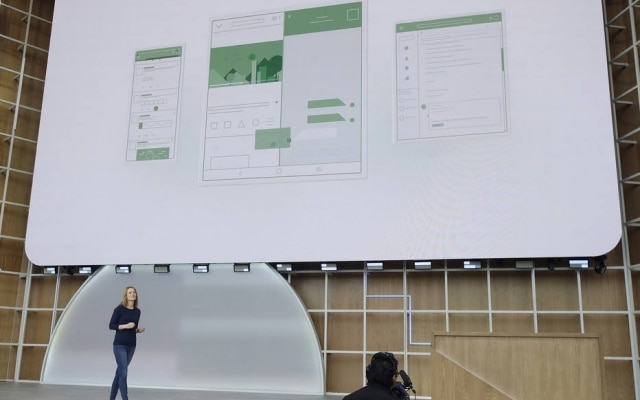 Novo Android terá total suporte a telas flexíveis