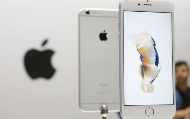 A Apple é a fabricante do iPhone, iPad e Mac